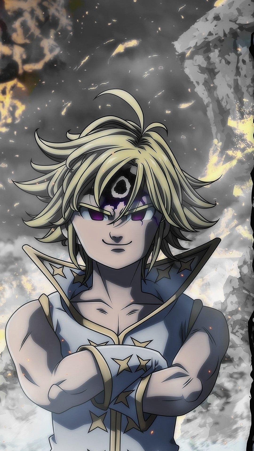 Meliodas Fondo De Pantalla Seven Deadly Sins Anime Demon King Anime Anime Demon