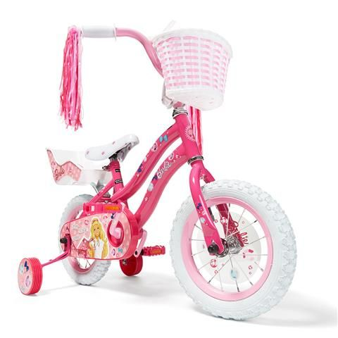 Barbie Kids Bike 30cm 12 Kmart Barbie Kids Kids Bike 4