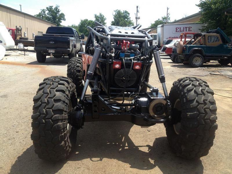 "6.0l Twin Turbo, Rear Steer, 43""sx 2 Seat Buggy"