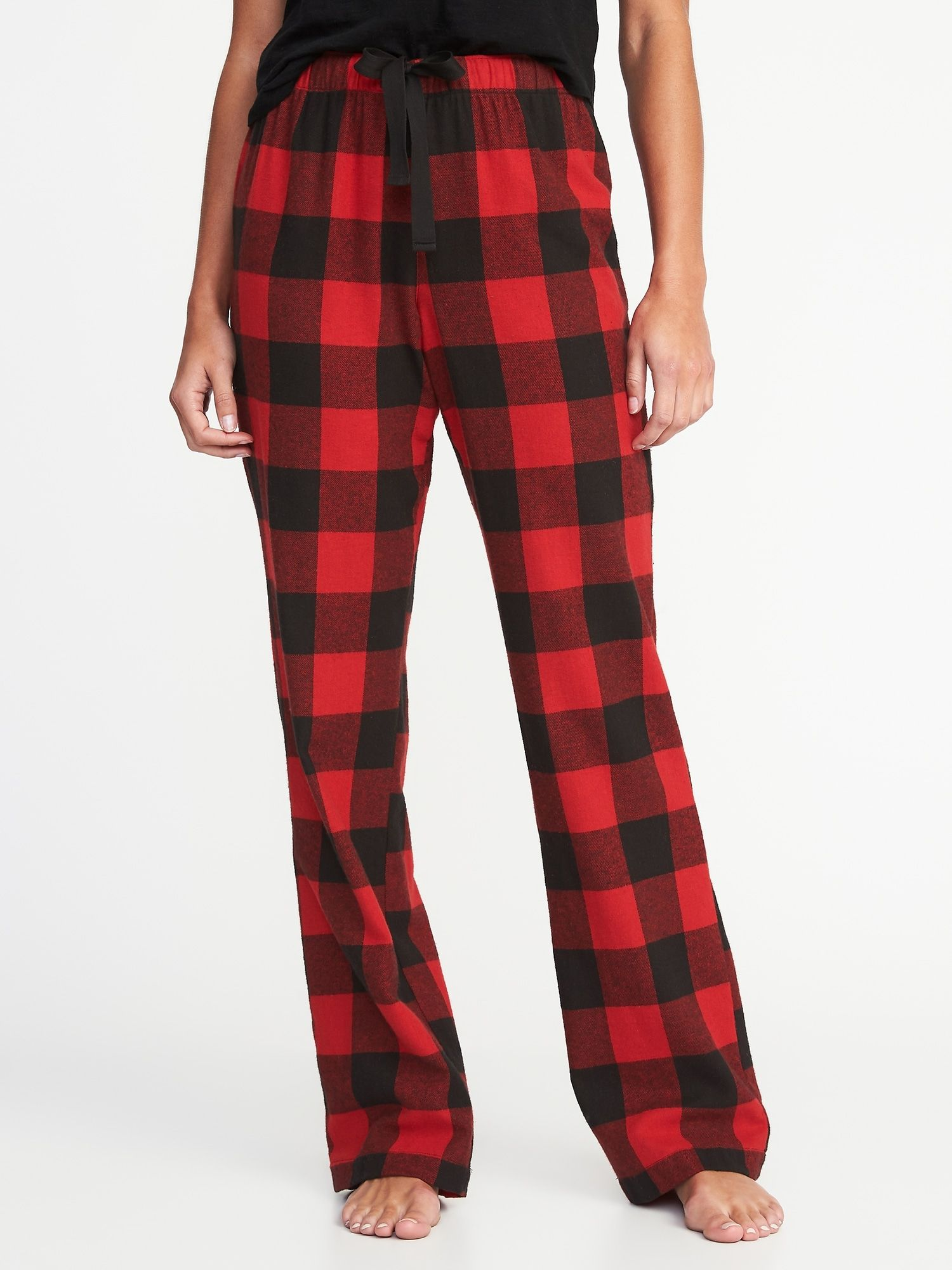 a1add85d6413 Patterned Flannel Sleep Pants for Women in 2019