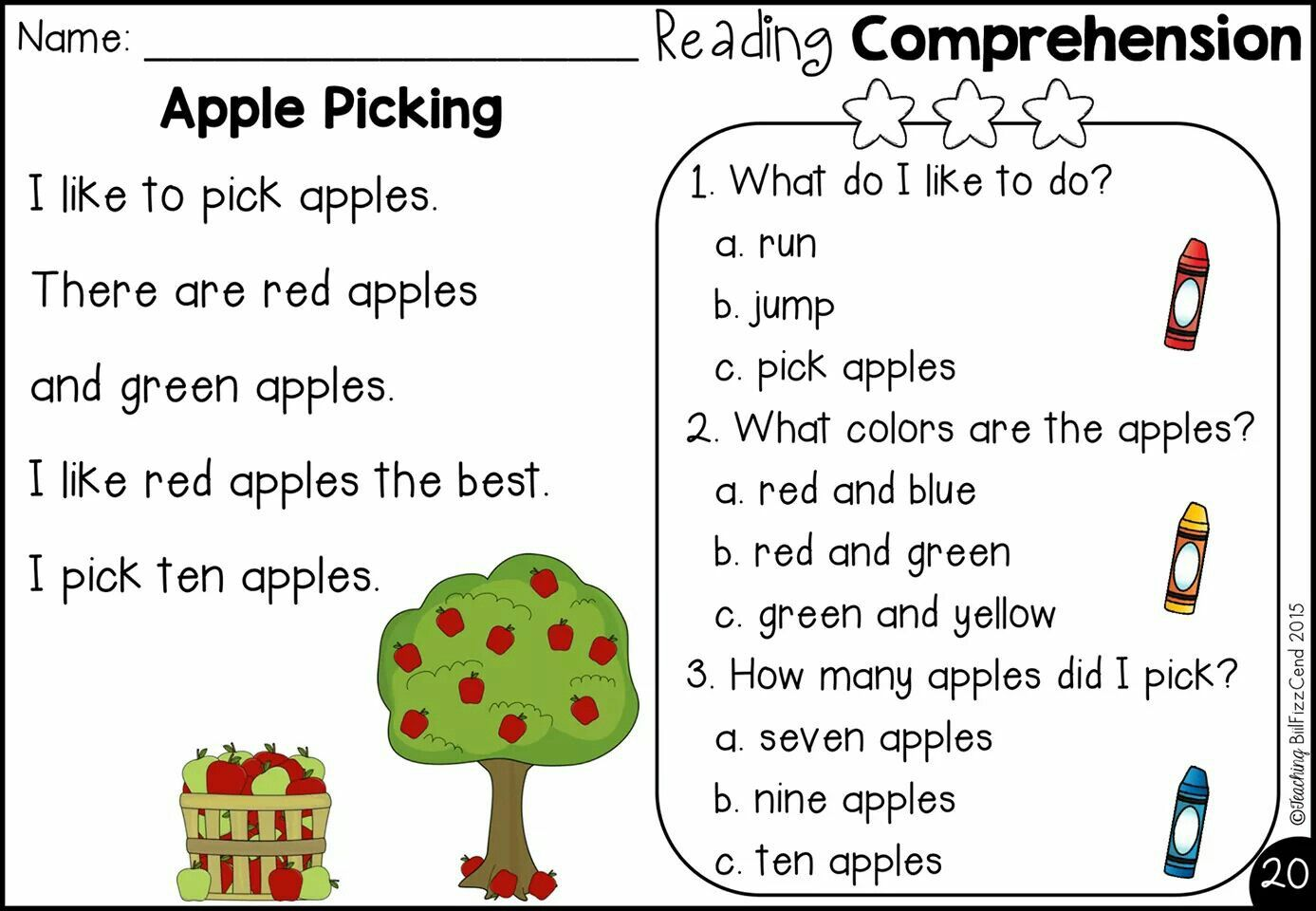 Pin By Marianela Gonzalez On Material Escolar Reading Comprehension Reading Comprehension Passages Kids English [ 960 x 1387 Pixel ]