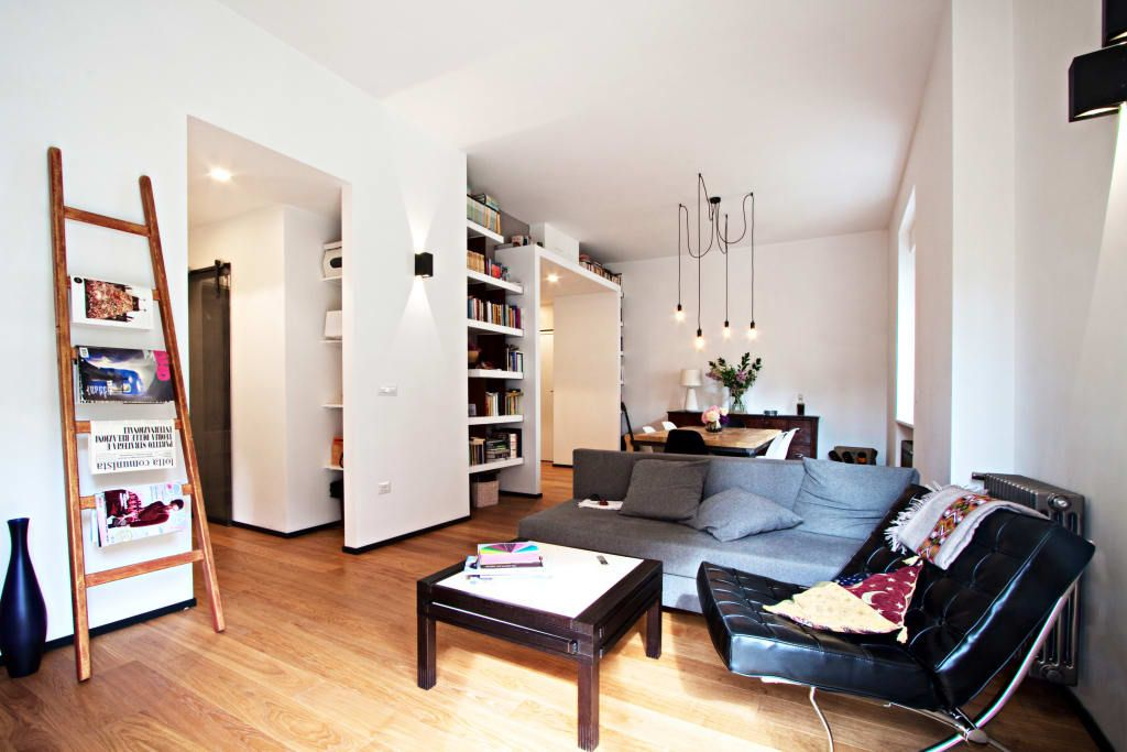 Anomia Studio 의  거실 검색 당신의 집에 가장 적합한 스타일을 찾아 보세요
