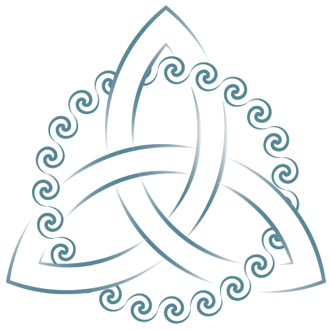 triquetra how to draw - Google Search