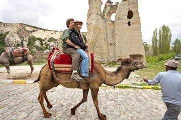 Tour privado: Cappadocia en un día