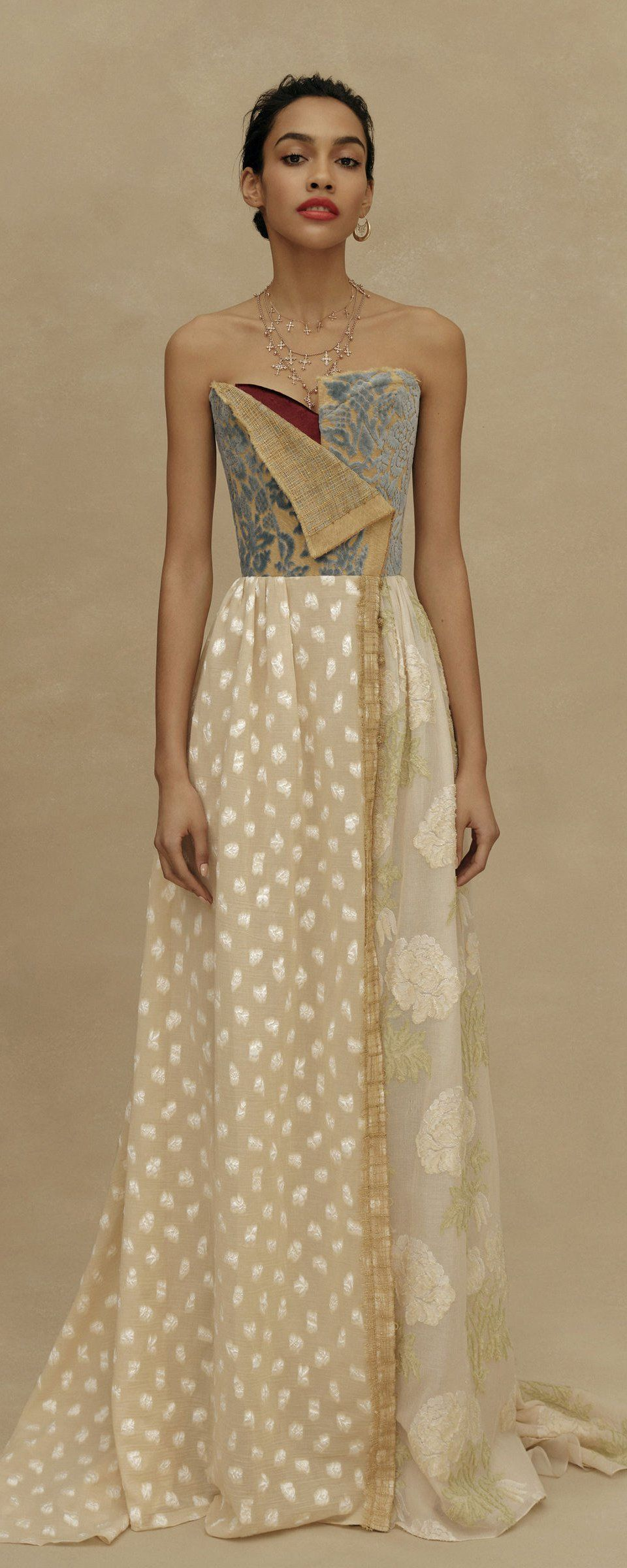 Ulyana Sergeenko Spring-summer 2019 - Couture
