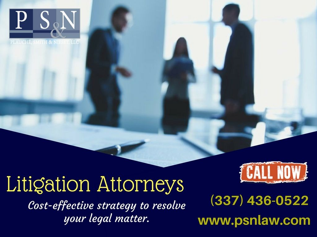Best Litigation Lawyer In Lake Charles Litigation Lawyer Lawyer