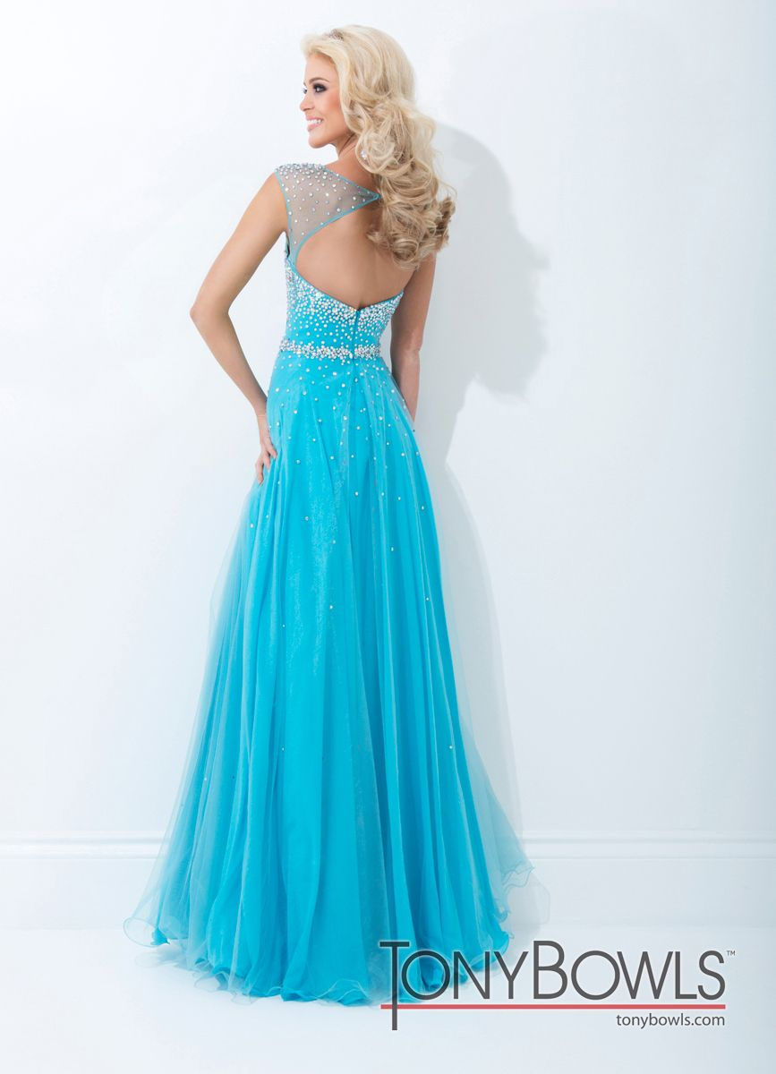 Tony Bowls Gown 114516 - More Colors Available | Tony bowls, Coral ...
