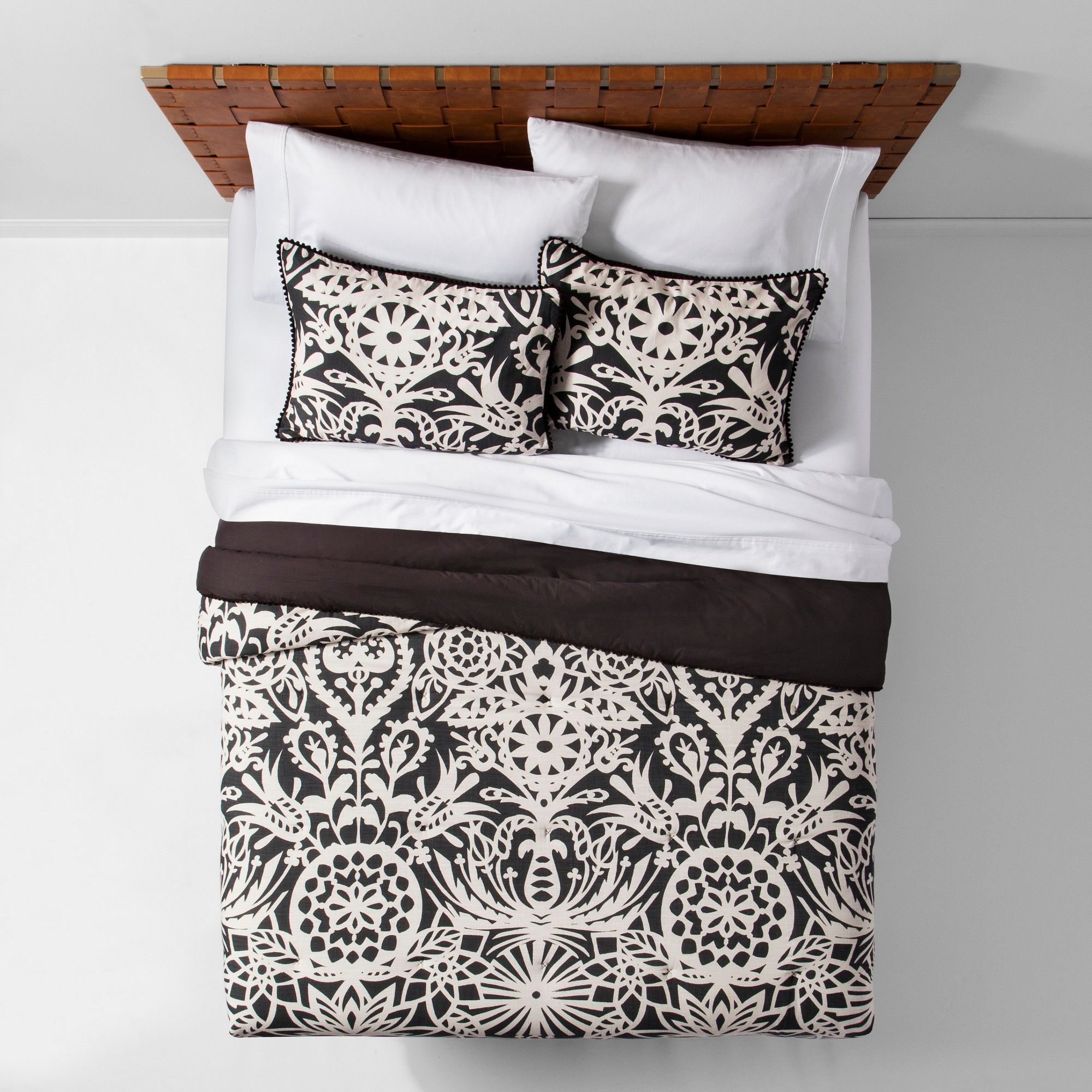 Black Ananjassa Comforter Set Twin Twin Xl Opalhouse