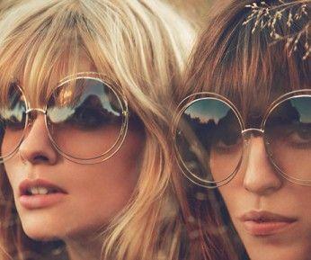 3 CHLOE  CARLINA  SUNGLASSES   MyFashionBlog   sunnies.   Pinterest ... 27c97e8ef135