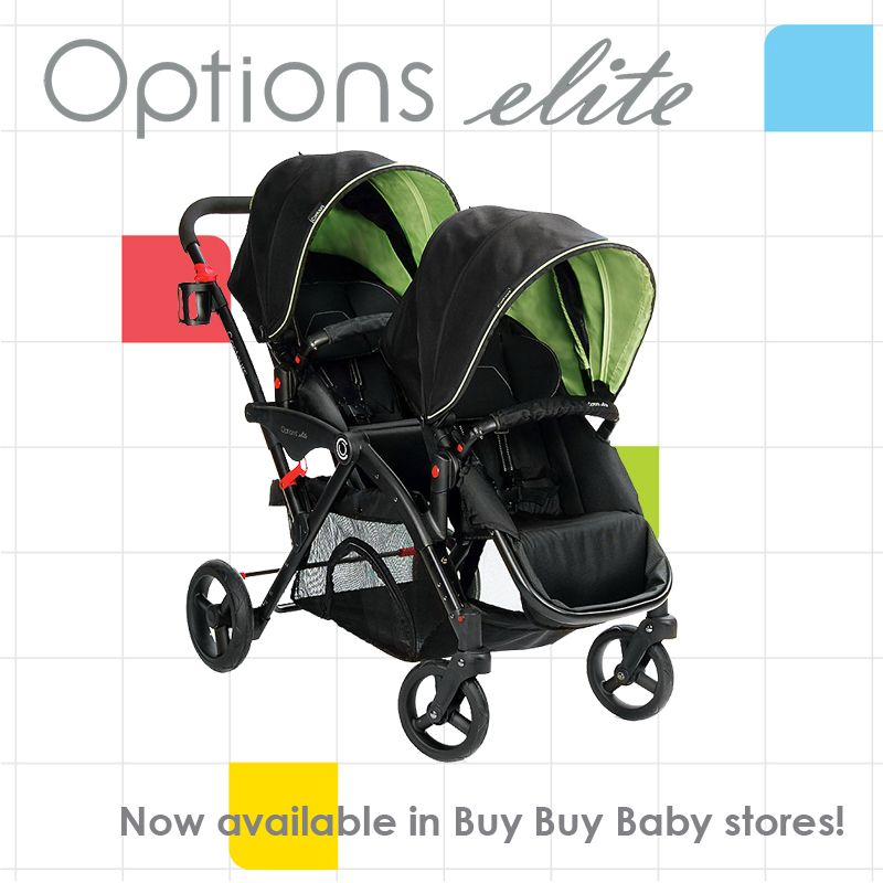 The Contours Options Elite Tandem Stroller Is Now Available In Buy