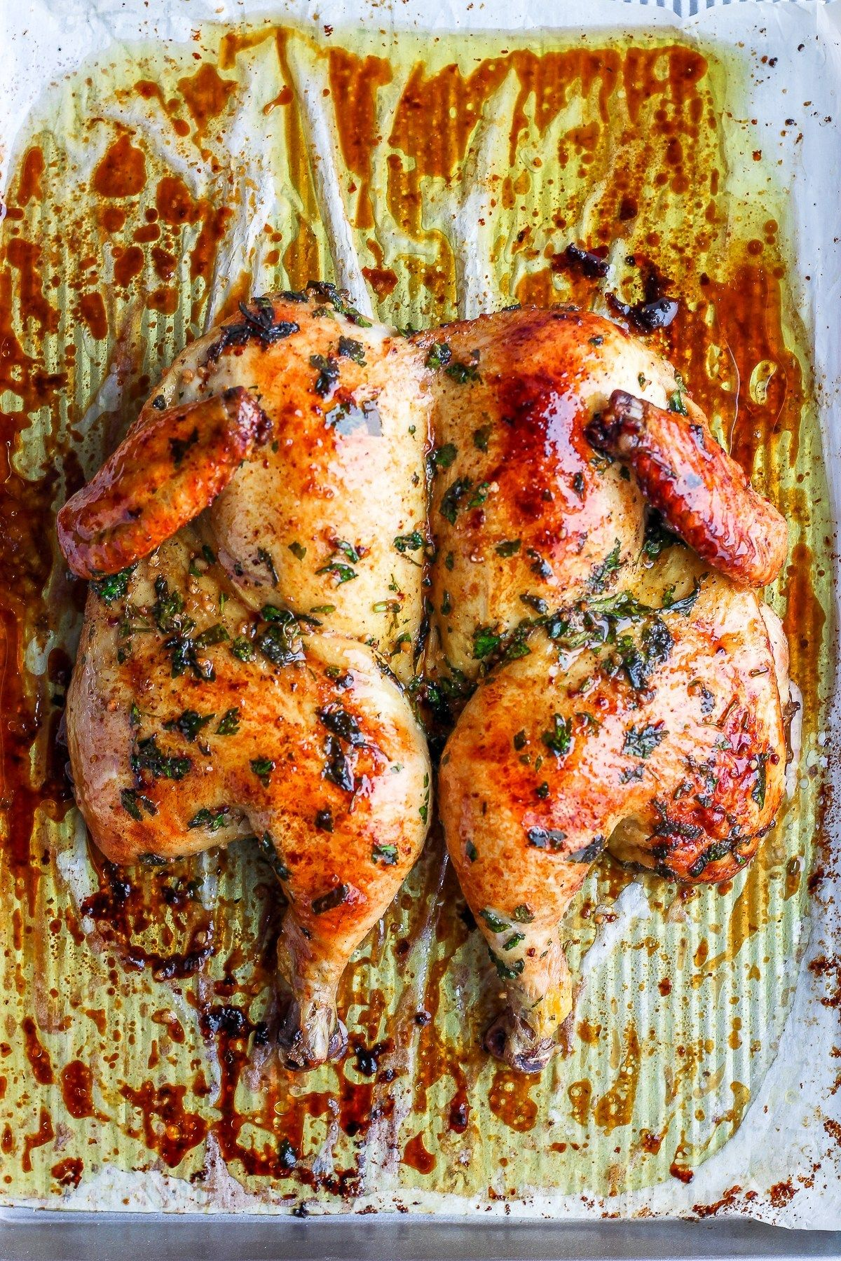 Sunday Dinner Butterflied Chicken Recipe Butterflied