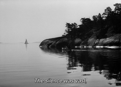 Summer Interlude (1951), dir. Ingmar Bergman