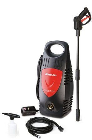 Snap On 870552 1 600 Psi Electric Pressure Washer With 20