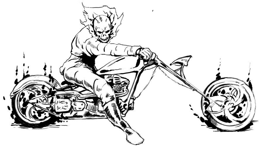 Ghost Rider Coloring Pages 215826 Jpg 900 521 Ghost Rider Ghost Rider Pictures Ghost Rider Marvel