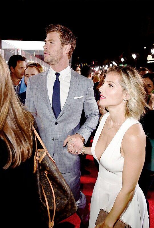 Chris & Elsa