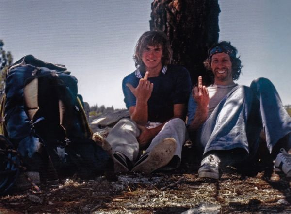 Yosemite climbers in the 70's saying hi :-) | Life on the