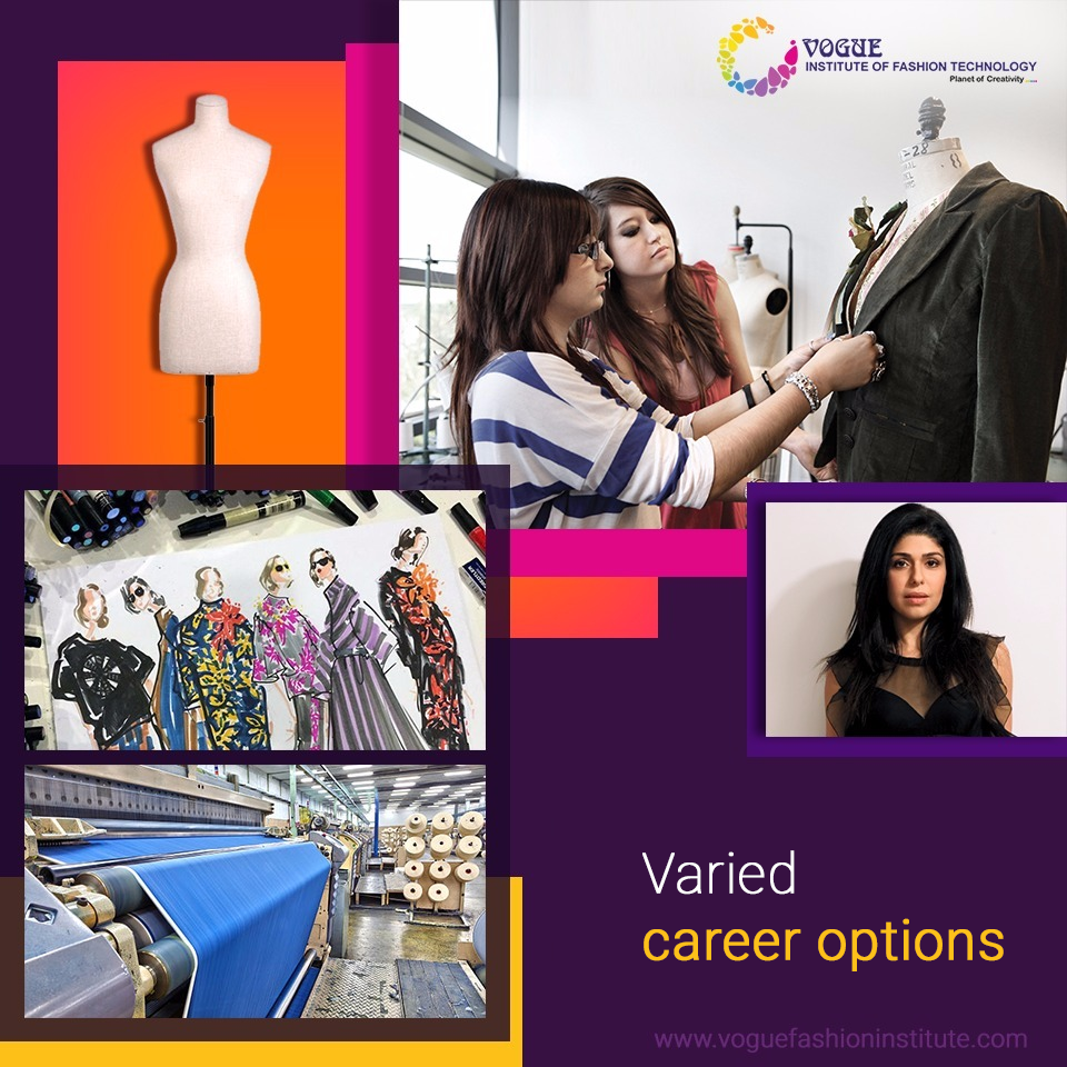 Career Options After Completing Fashion Designing Become An Entrepreneur Apparel Production Manager Fashion Design Entrepreneur Clothing Creative Fashion