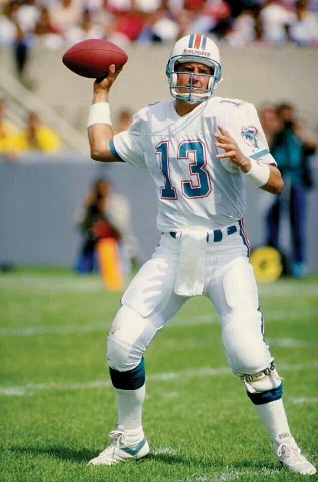Soon to be, Hall of Fame quarterback Dan Marino