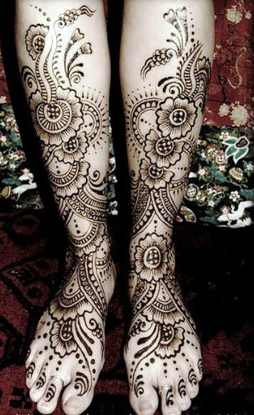 Leg And Feet Mehndi Henna Henna Pinterest Hennas Mehndi And Legs