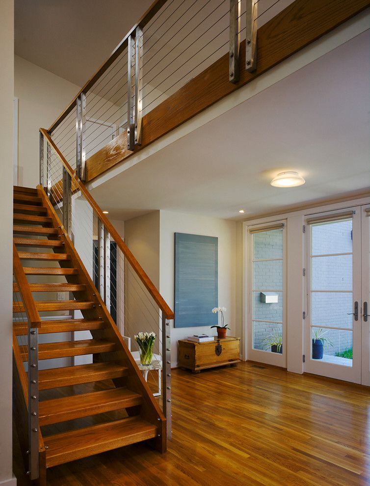 Awesome Addition + Renovation, Chevy Chase, MD   Modern   Staircase   Dc Metro