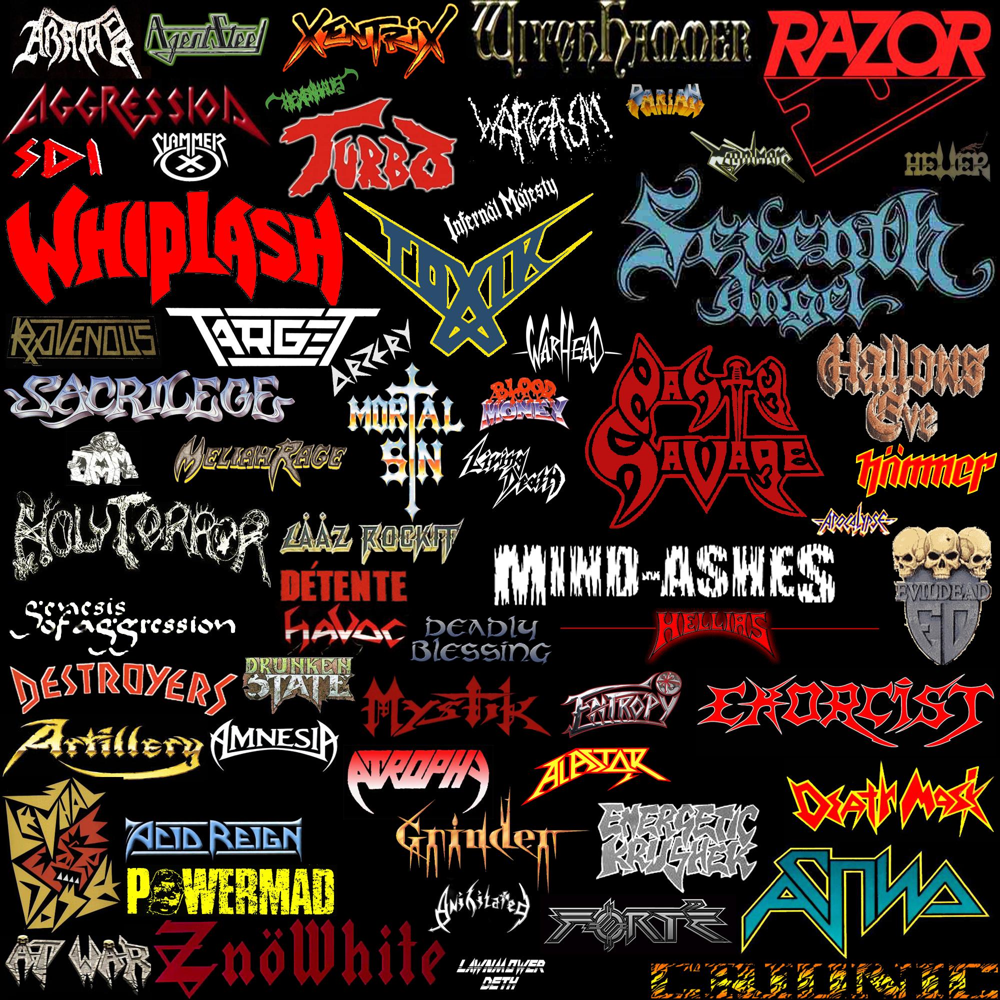 thrash metal | Obscure Thrash Metal by ~Pathora on