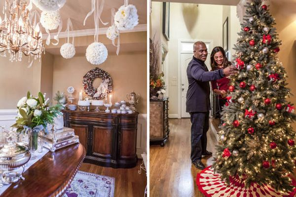 Celebrity Christmas Decor 2020 Behind the scenes: HGTV's Celebrity Holiday Homes – SheKnows in