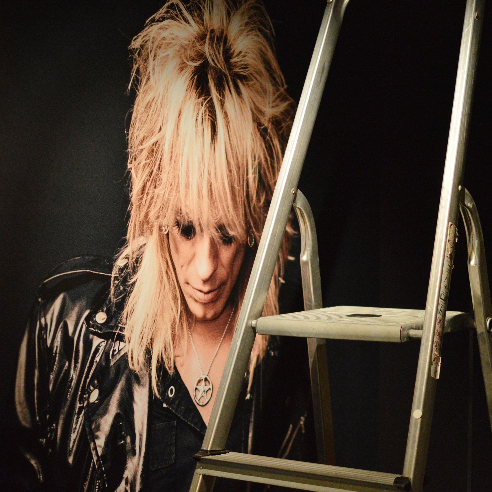 Michael Monroen A Star All Heart -korun keskiössä on laulajalle tärkeä tähtikuvio.
