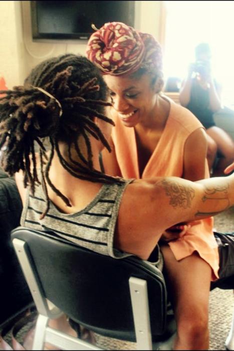 ebony lesbian se Highlighting & Celebrating Black Lesbian Love.