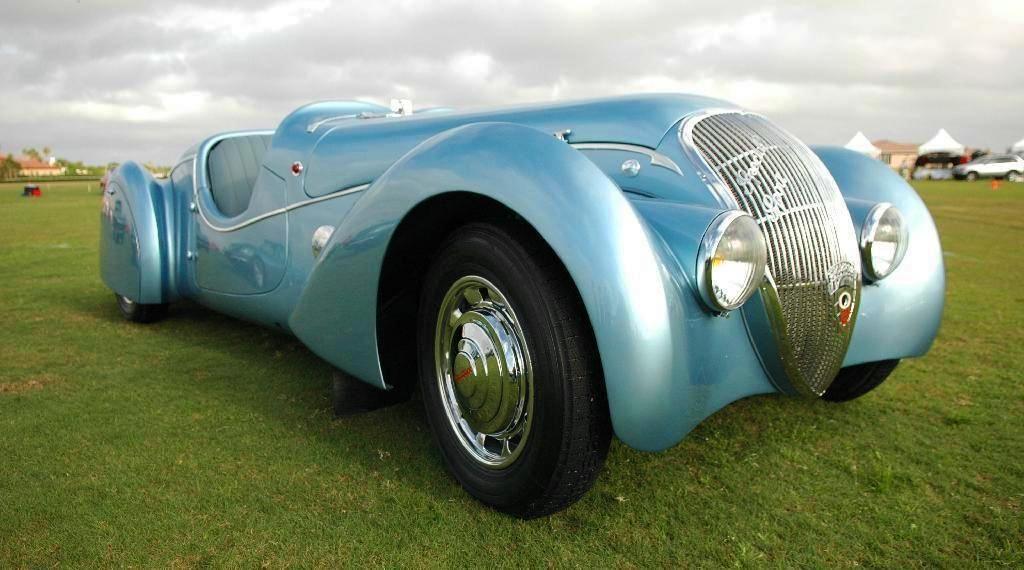 Peugeot 402 darl mat pourtout european sports cars 1935 to 197