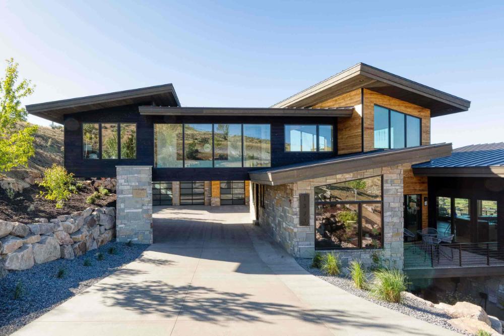 Mesmerizing Scandinavian Home Exterior Designs Ideas Live Enhanced House Designs Exterior Unique House Design Dream House Exterior