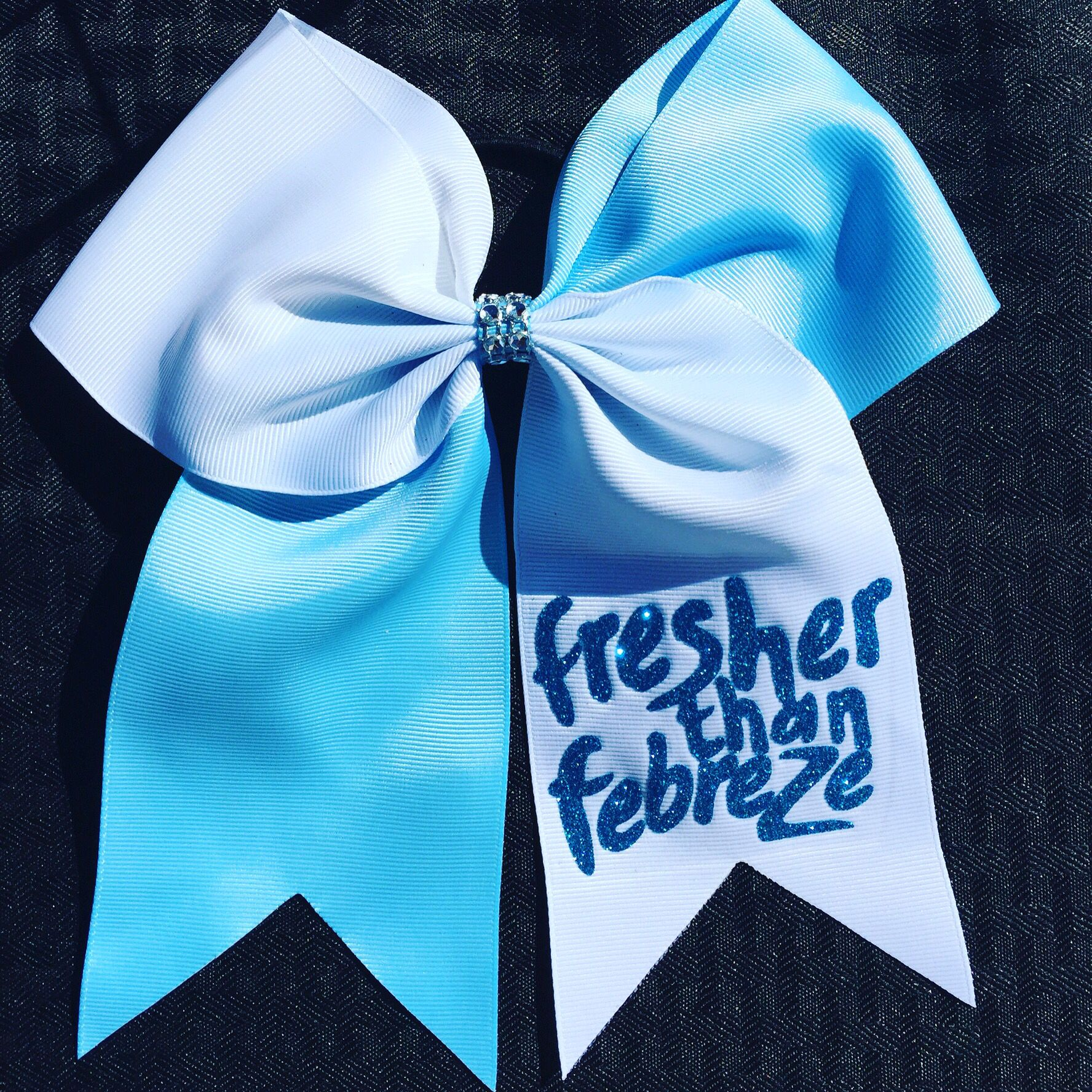 Fresher than Febreeze | Softball Bows | Pinterest | Cheer bows and ...