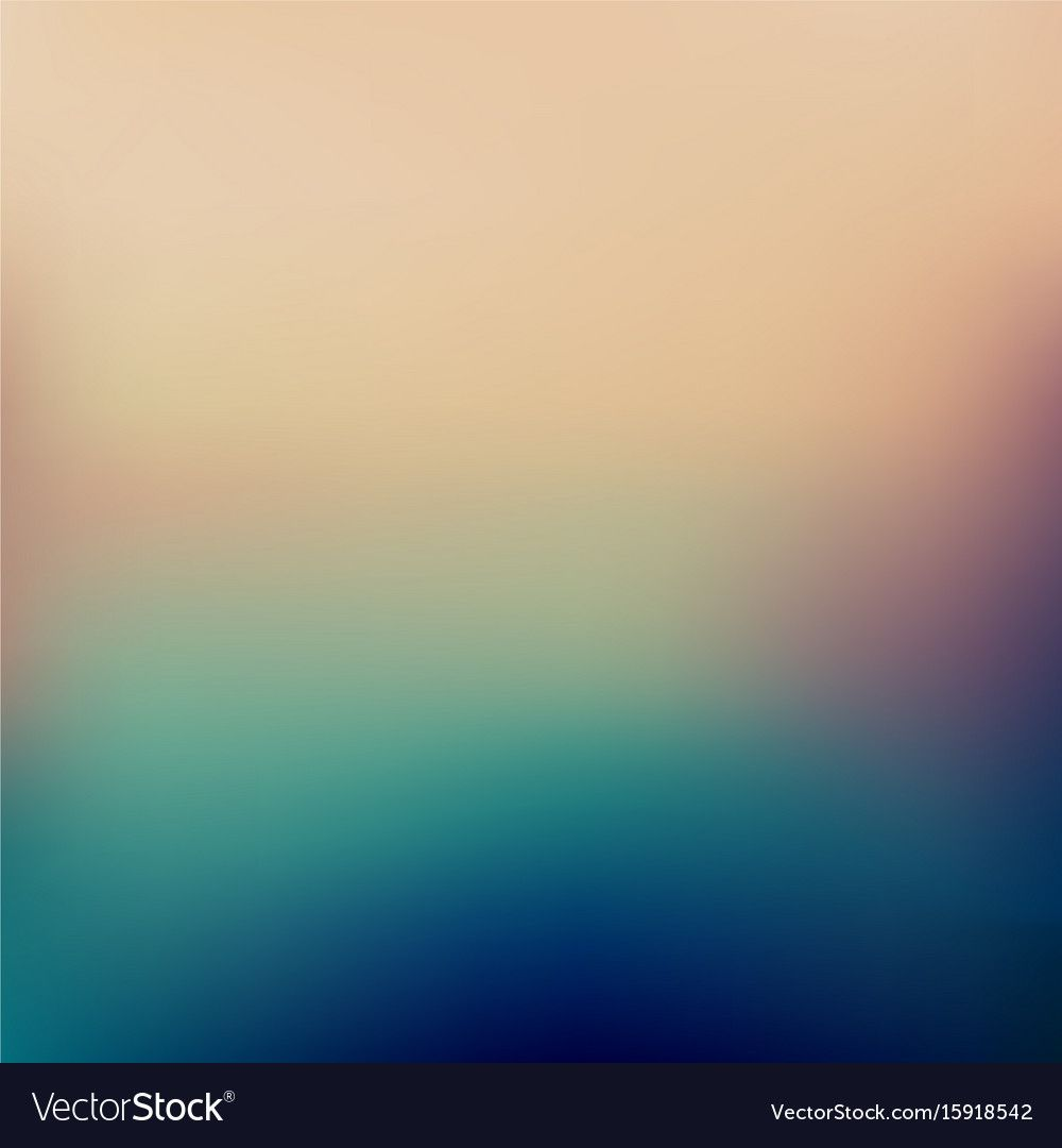 Abstract Colorful Blurred Background Royalty Free Vector