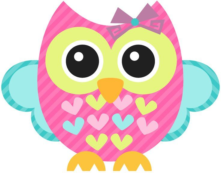 owl clipart cliparting com owls pinterest owl clip art pink rh pinterest co uk cute pink owl clip art pink and purple owl clip art