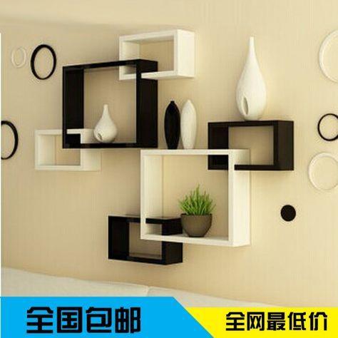 En Yeni duvar rafı tasarımları Galerisi | Ideas for the House ...