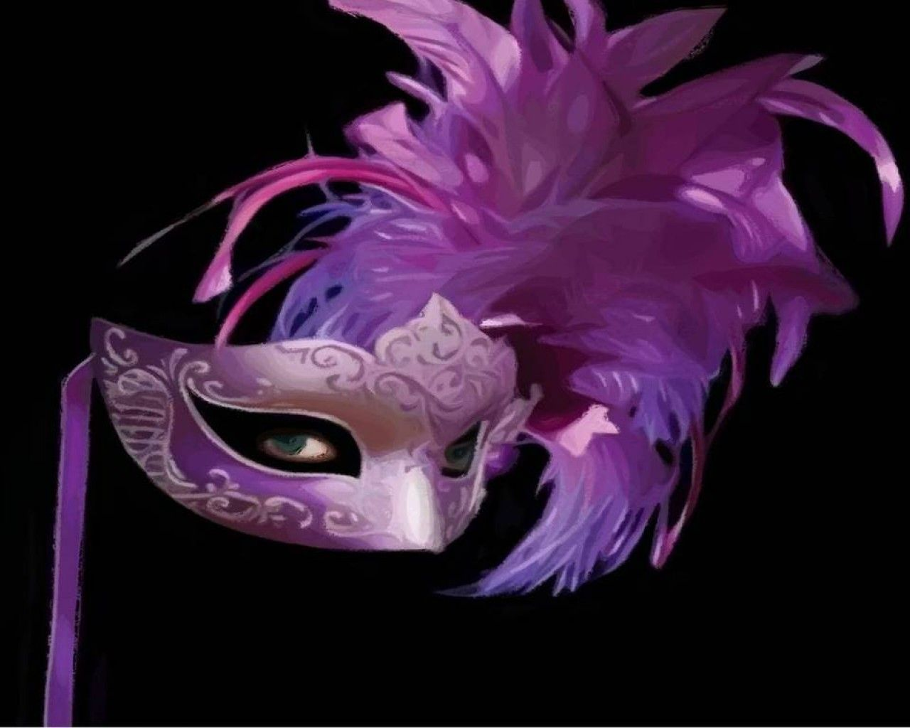 Mask Pictures Polyvore
