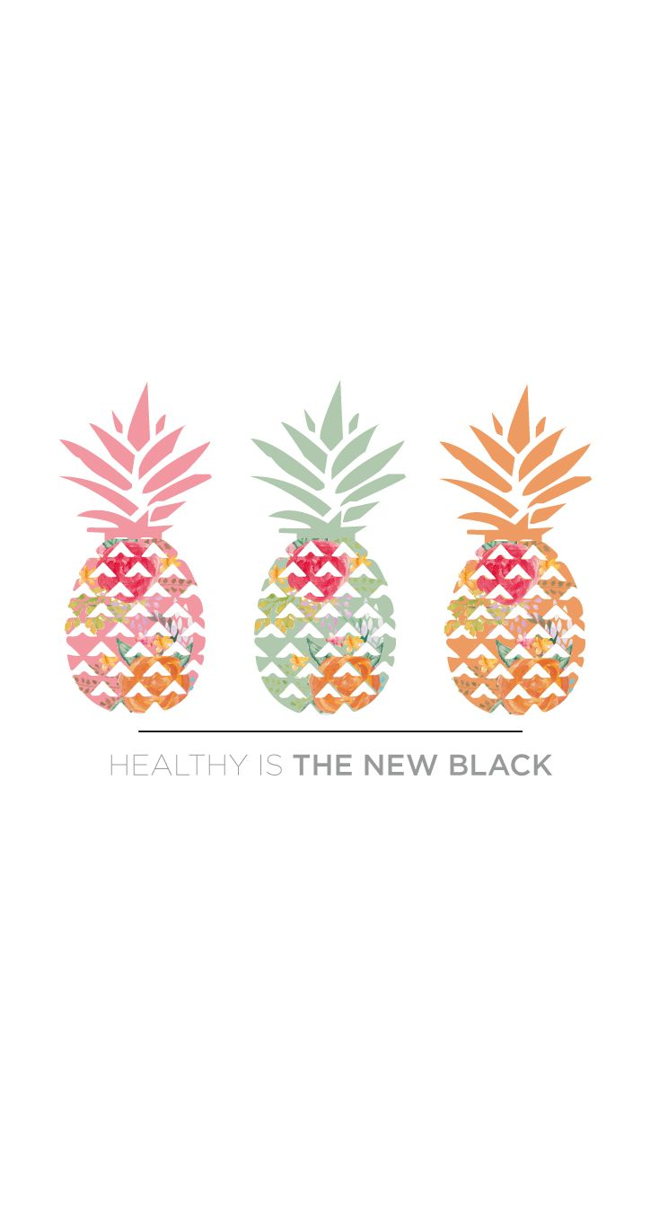 Wallpaper iphone pineapple - Pineapples Iphone Wallpaper Healthy Lifestyle Wallpapers Enjoy