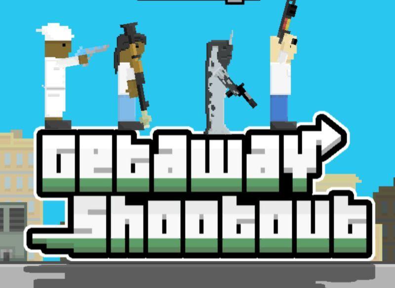 Getaway Shootout Unblocked Getaways School Games Death Race