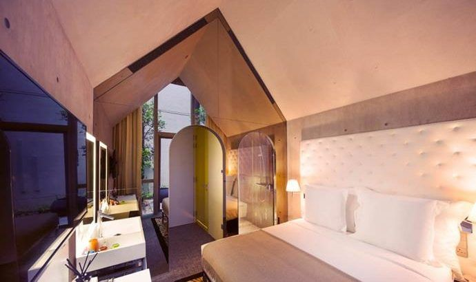 M Social Hotel in Singapore by Philippe Starck (Copy)