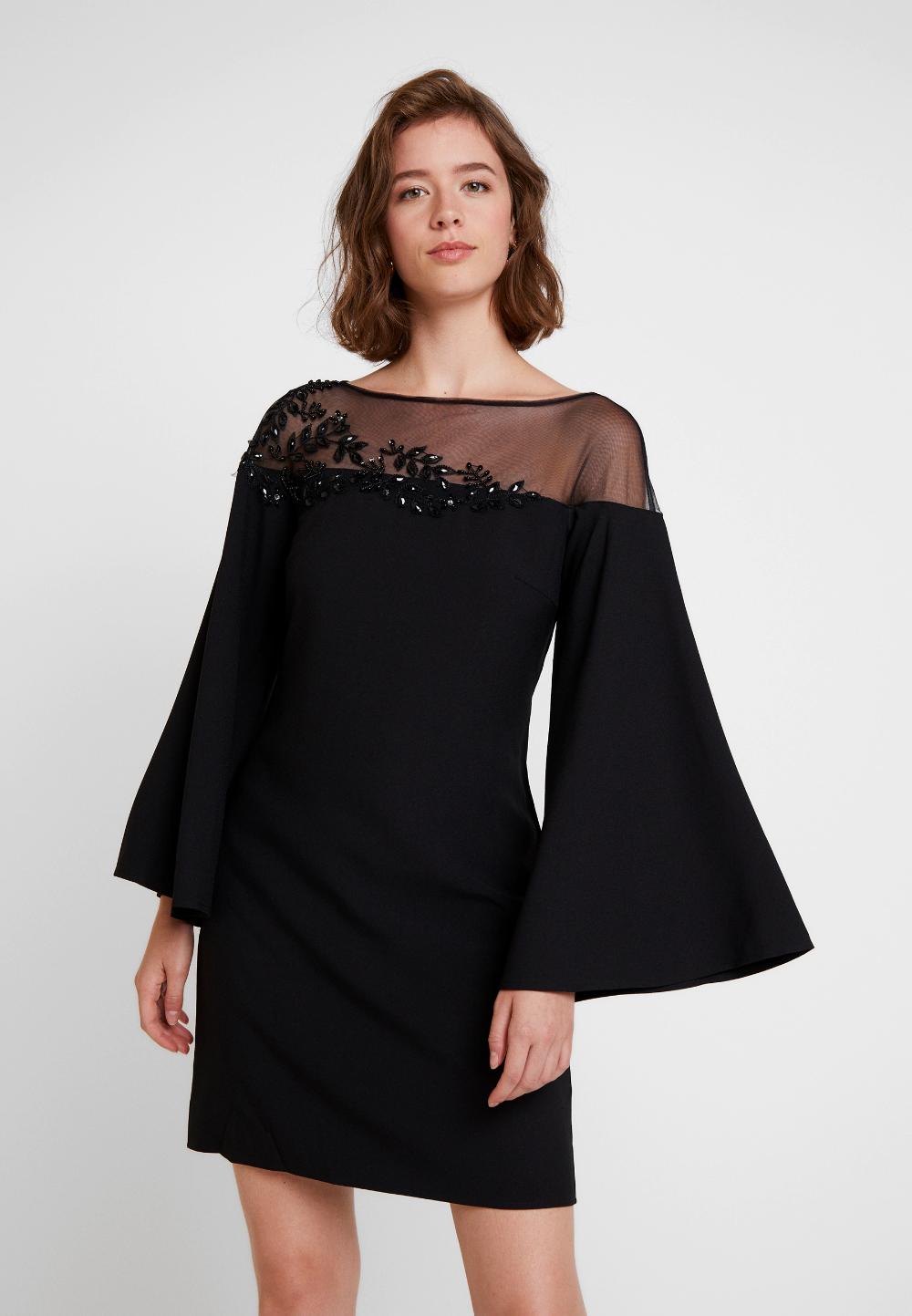 cocktailkleidfestliches kleid  black  zalandode 🛒