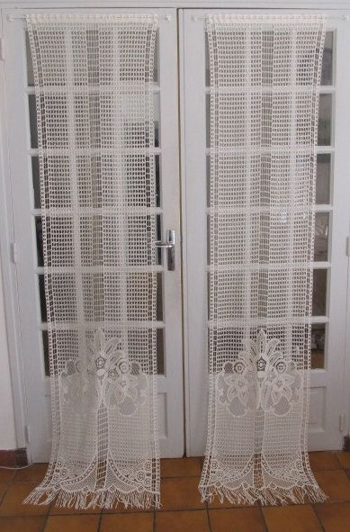 crochet bed curtains flowers decoration item beige handmade openwork cloth cover european cotton woven lace