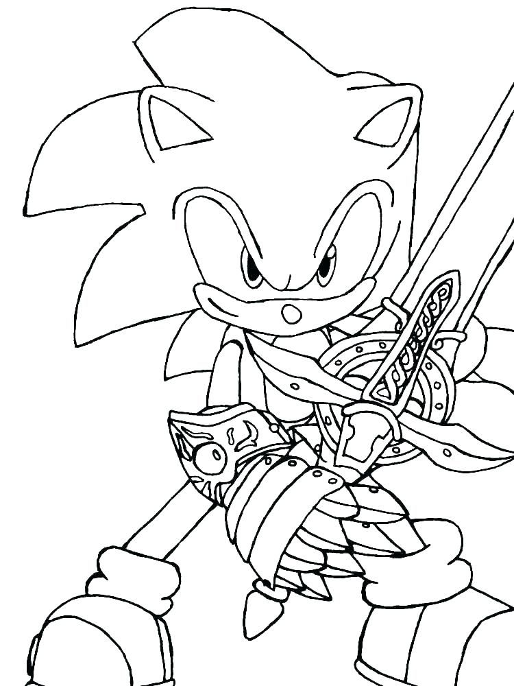 Super Sonic Coloring Pages Animal Coloring Pages Cartoon