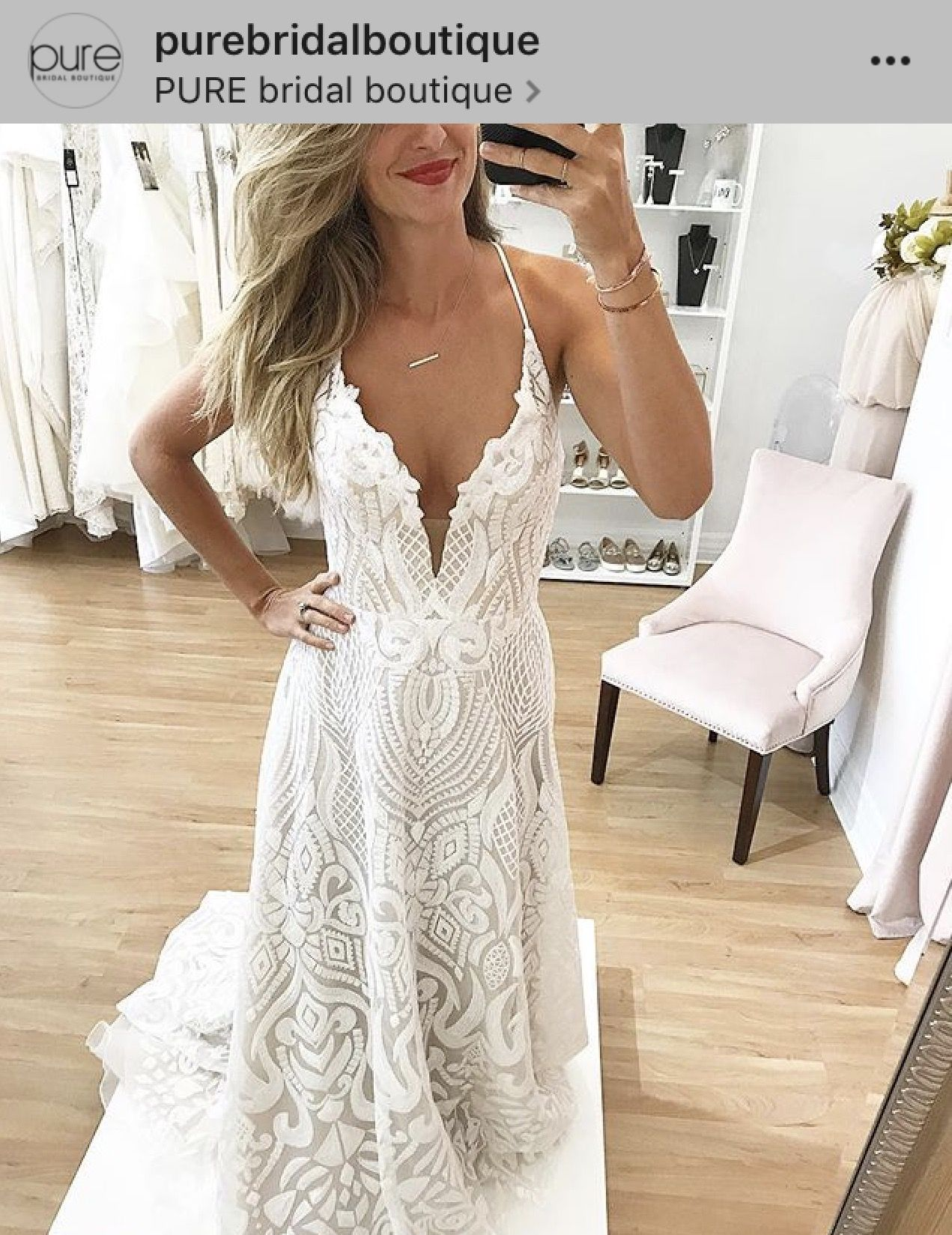 Blush by Hayley Paige Delta | Pure Bridal Boutique | Fort Myers ...