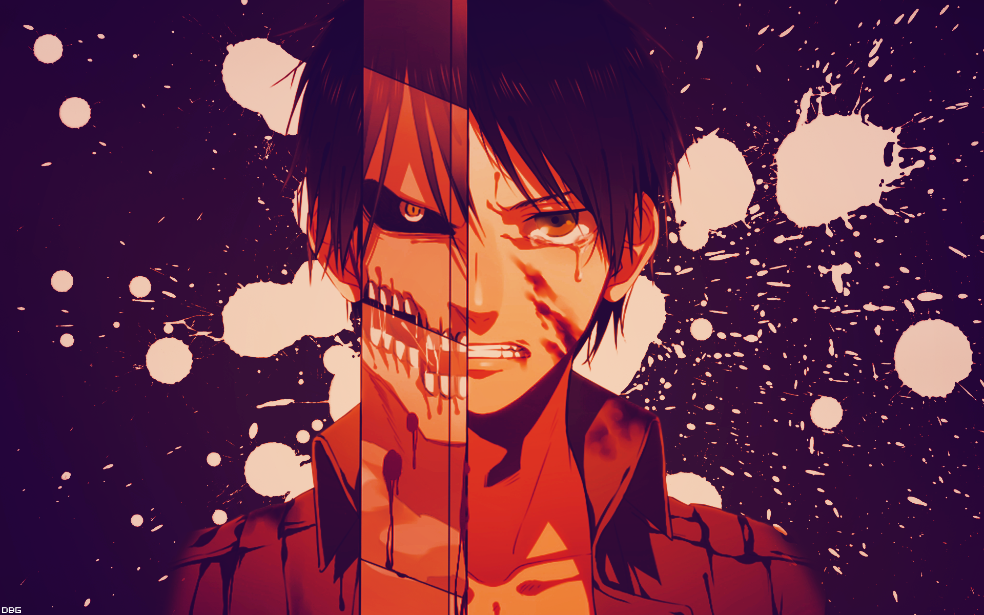 Shingeki no Kyojin (Attack on Titan) iPhone 5 and Android