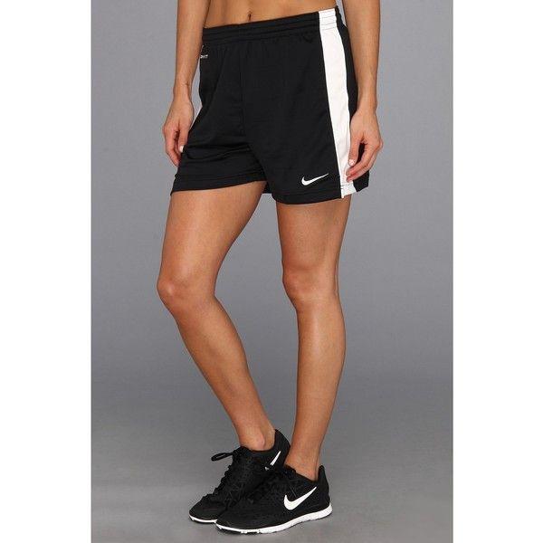 Nike Para Mujer Academia Tejer Cortocircuitos Del Fútbol