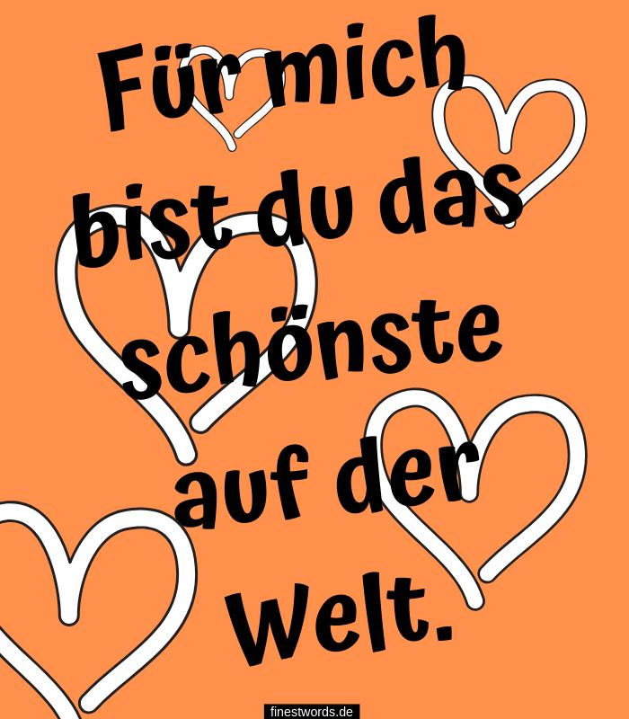 53 süße Liebessprüche für Ihn - finestwords.de | Liebe