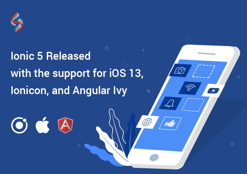 Ionic Framework Which Is Used For Hybrid Mobile App Development Has Introduced A New Version Ionic In 2020 Mobile App Development Fun Website Design App Development