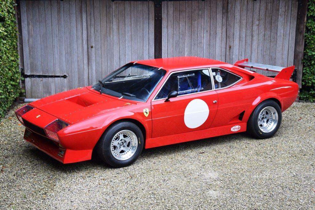 1975 Ferrari 308 Gt4 Classic Driver Market Ferrari For Sale