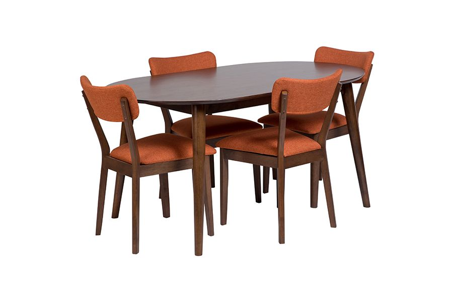 D636   D663 Dining Table U0026 4 Chairs   Clearance   Furniture Connexion