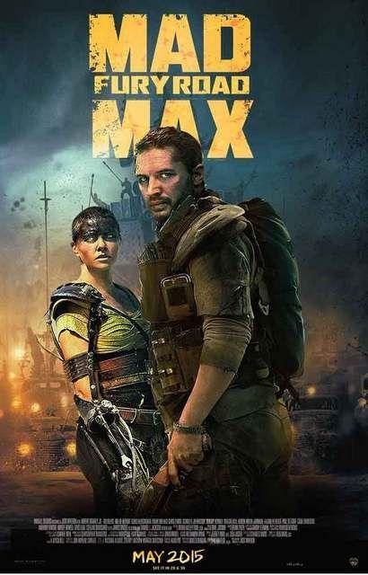 Mad Max Fury Road Movie 11x17 Mini Poster