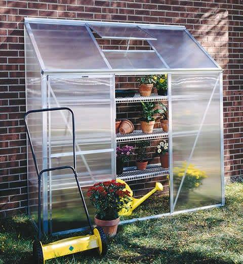 Juliana Lean To Mini Greenhouse Mini Greenhouse Backyard Greenhouse Lean To Greenhouse